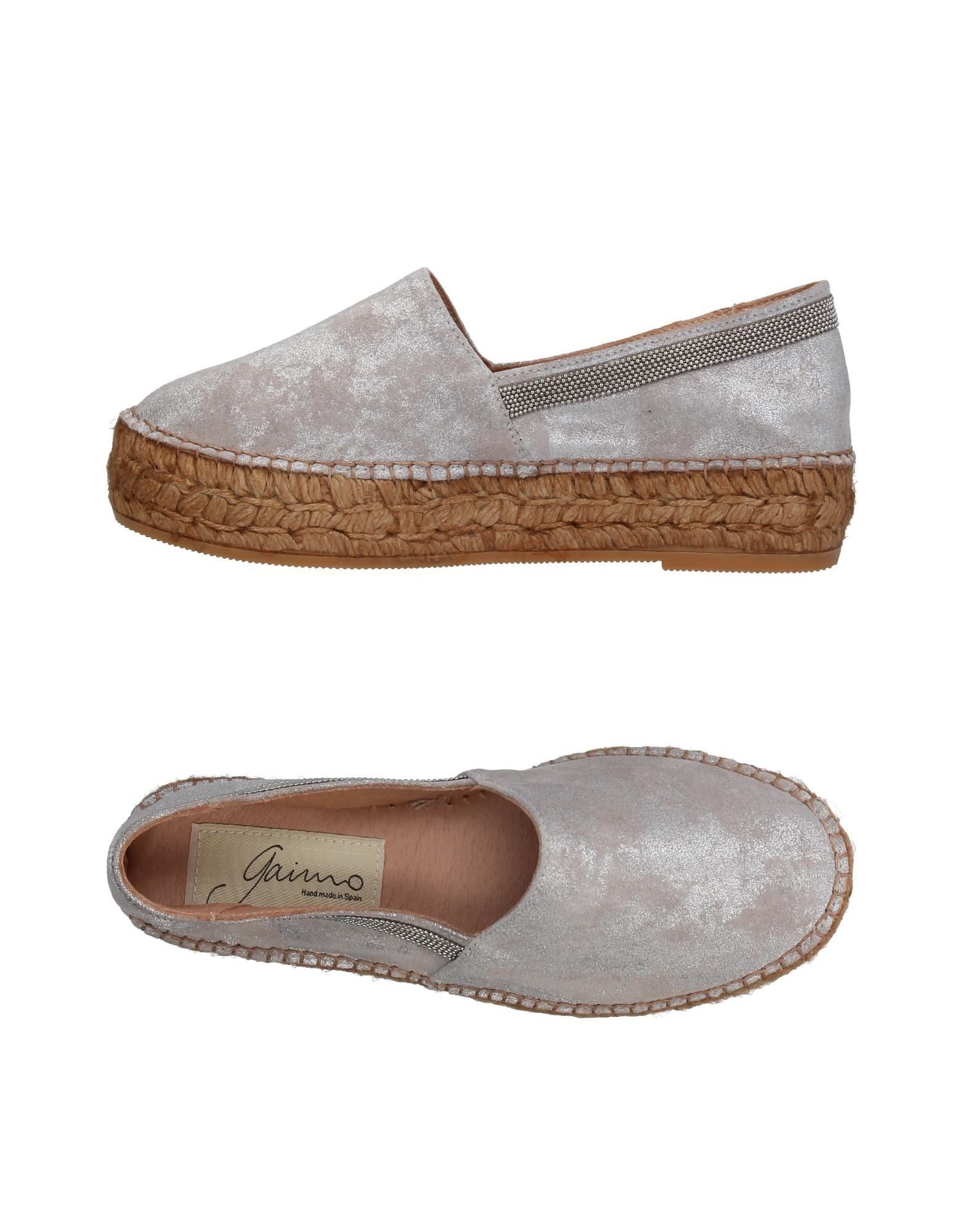 Gaimo Espadrilles Damen  11384008KA Gute Qualität beliebte Schuhe