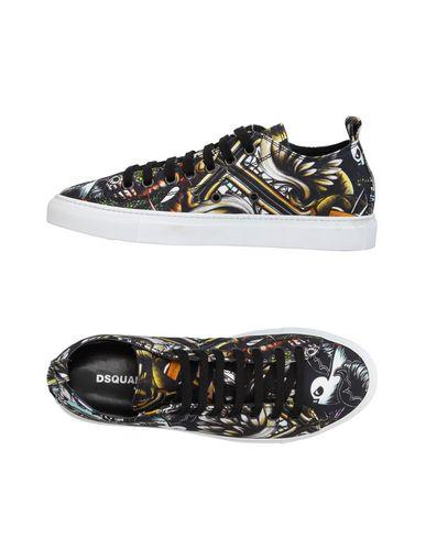 Zapatos Zapatillas con descuento Zapatillas Dsquared2 Hombre - Zapatillas Zapatos Dsquared2 - 11384067GC Negro 6a22a2