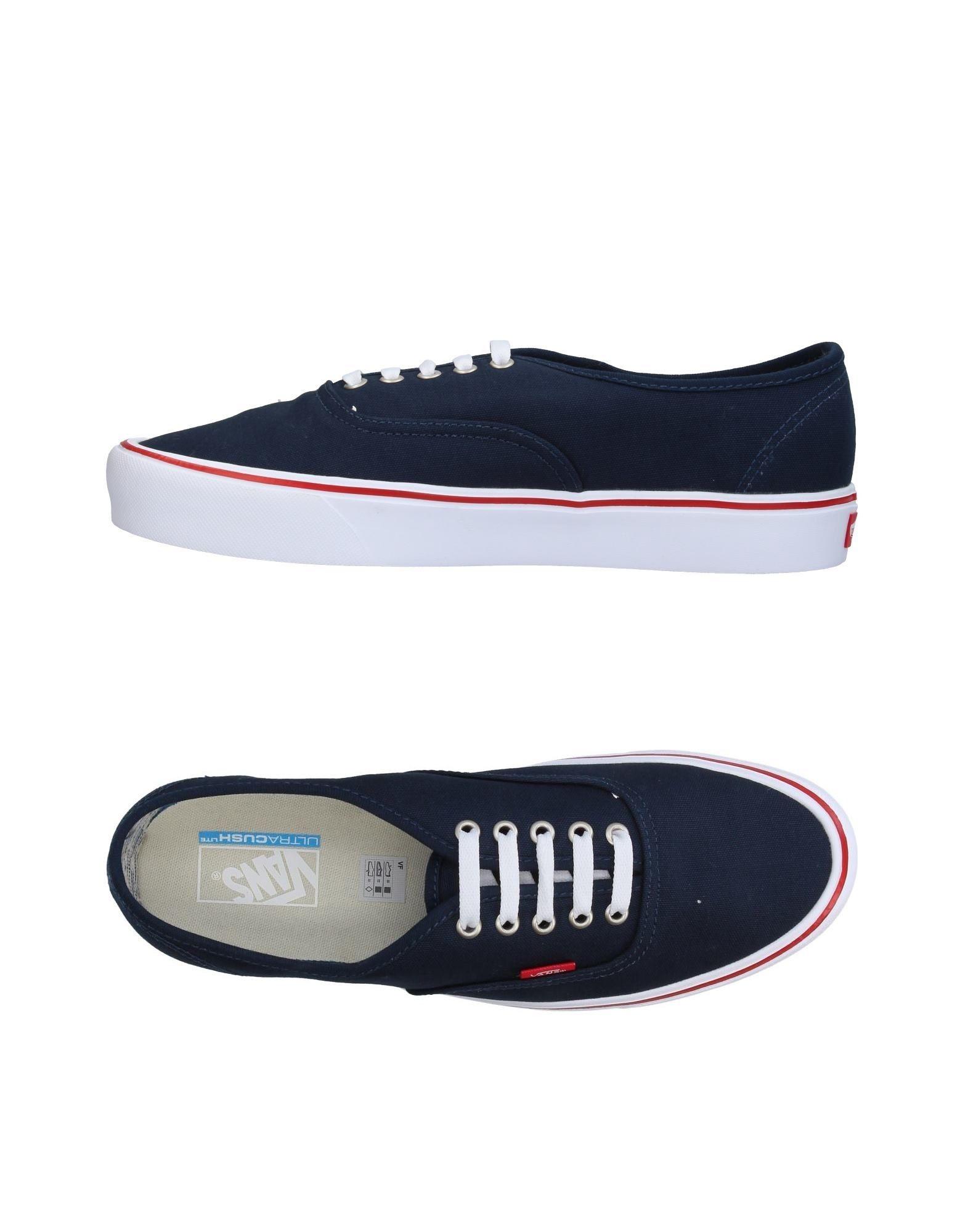 Rabatt echte Schuhe Vans Sneakers Herren  11384164OR