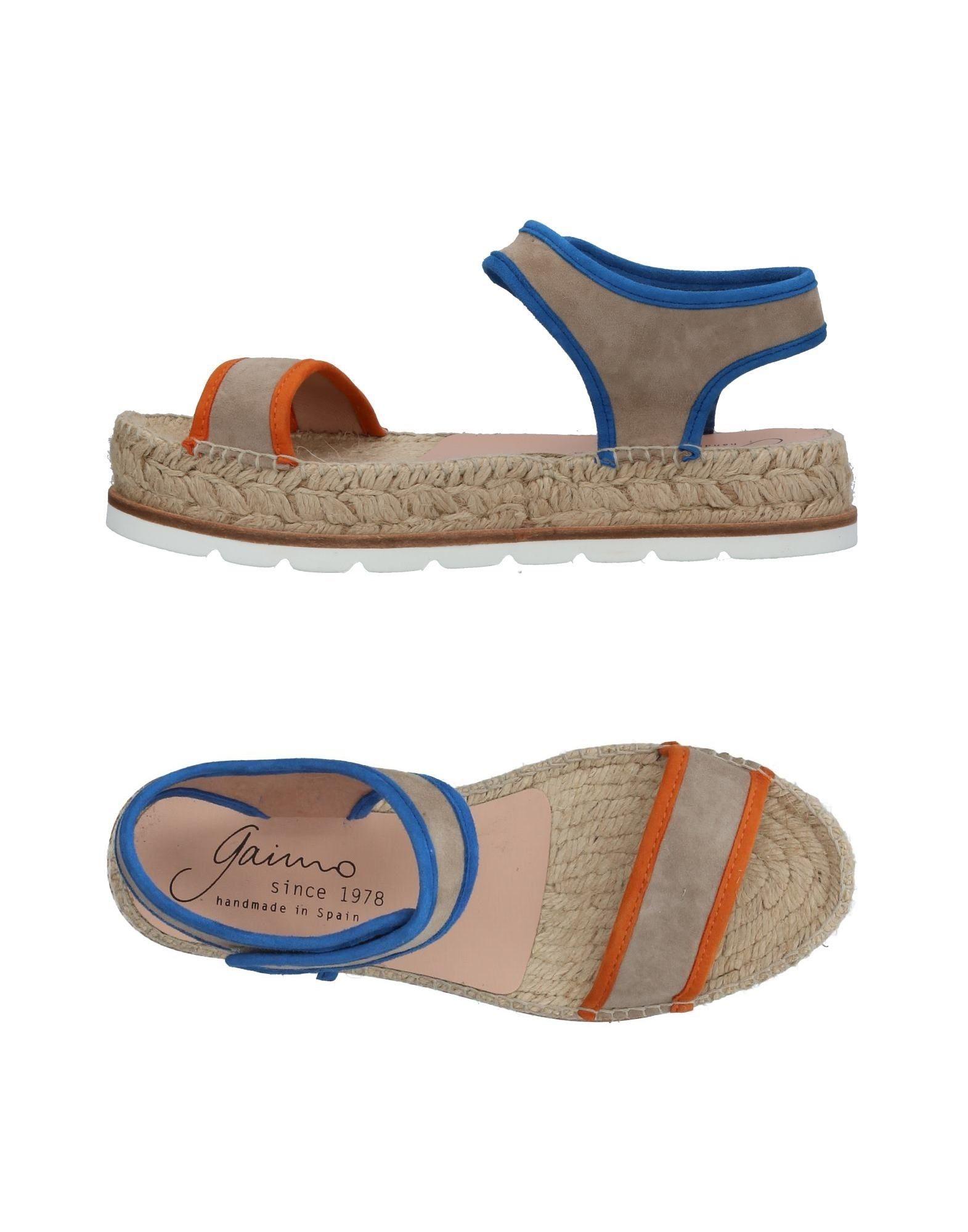 Günstige und modische Schuhe Gaimo Sandalen Damen  11384339WF