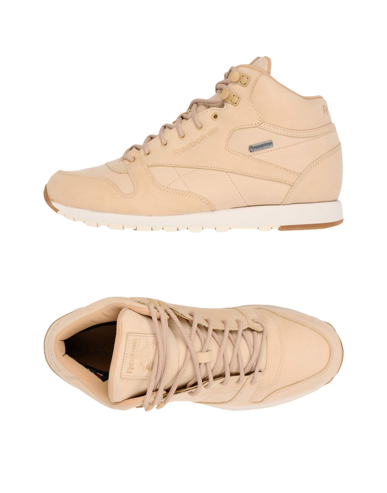 Sneakers Reebok Cl Lthr Mid Gtx-Thin - Uomo - Acquista online su