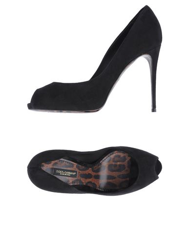 Gran descuento Zapato De Salón Dolce & Gabbana Mujer - - Salones Dolce & Gabbana - - 11384369AB Negro e5941e