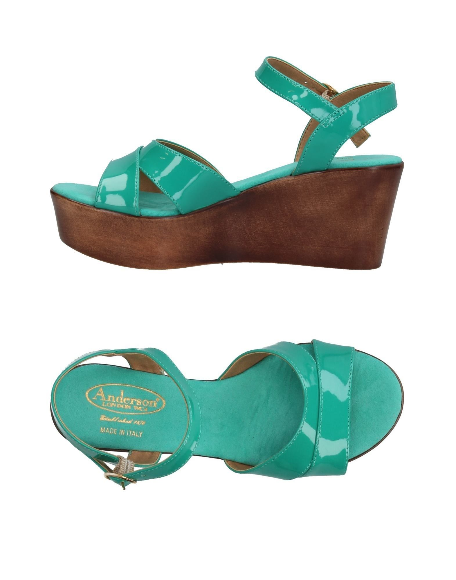 Anderson Sandalen Damen  11384564QQ Gute Qualität beliebte Schuhe