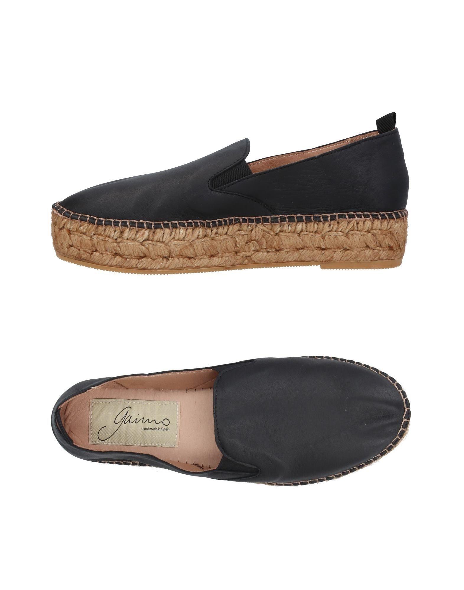 Gaimo Espadrilles Damen  11384569KD Gute Qualität beliebte Schuhe