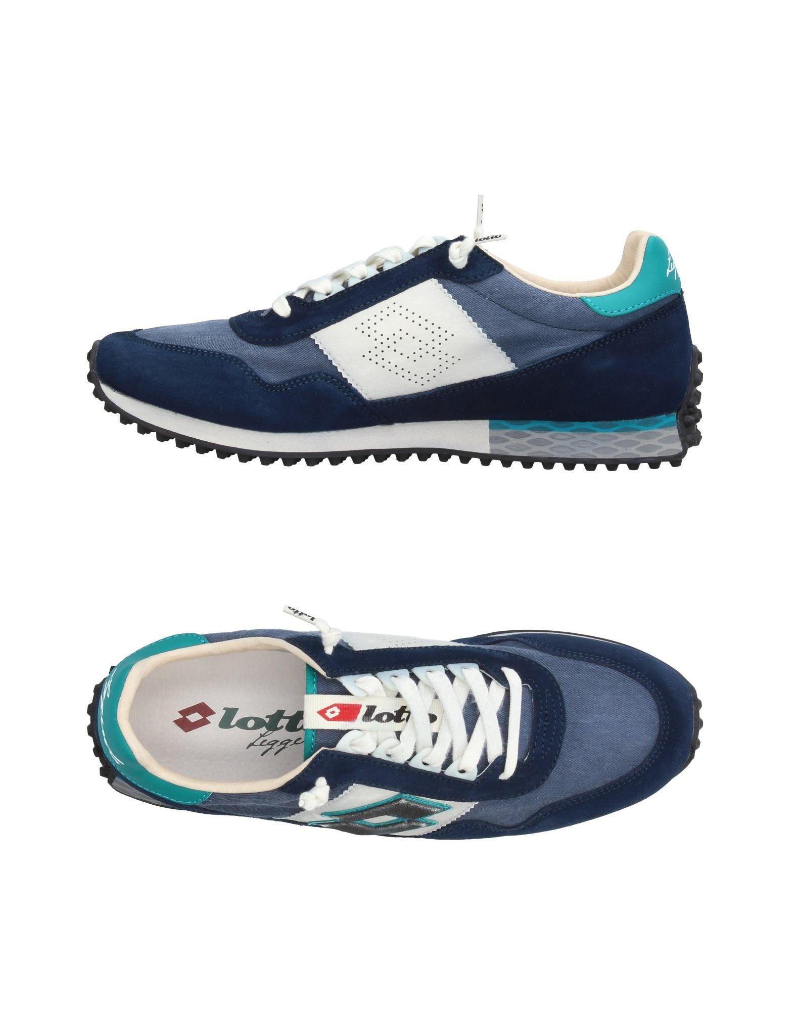 Sneakers Lotto Leggenda Uomo - 11384601BN
