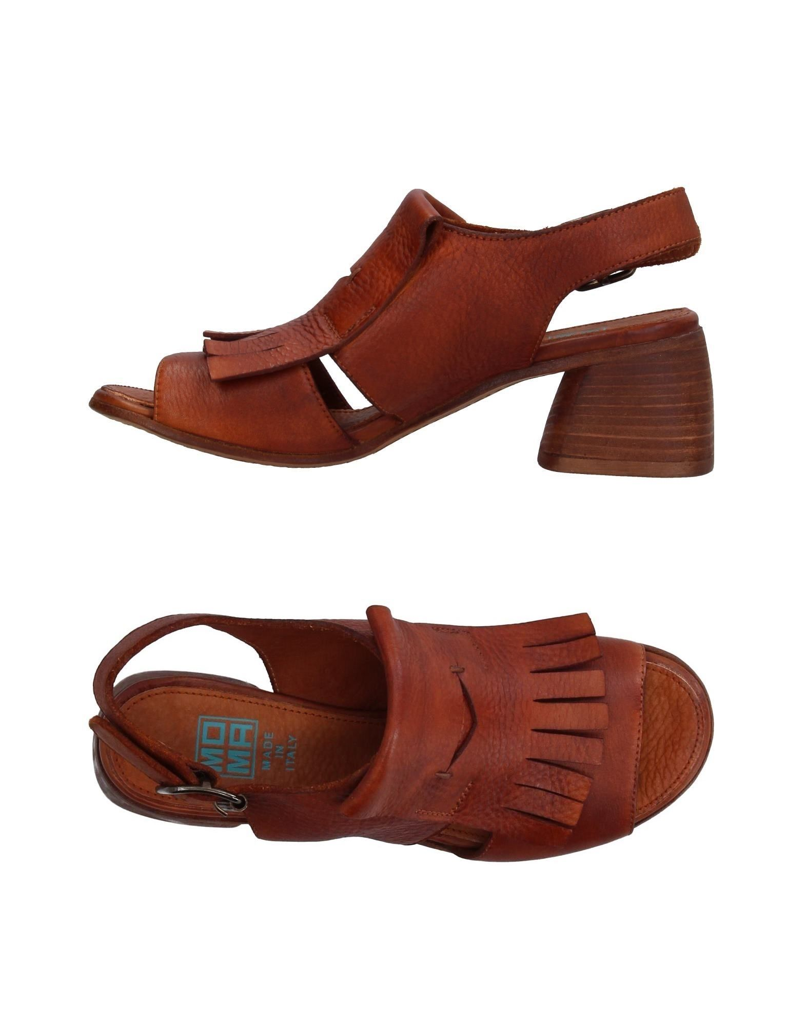 Moma Sandalen Damen  11384629RQGut aussehende strapazierfähige Schuhe