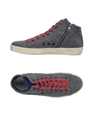 Sneakers Leather Crown Uomo - Acquista online su YOOX - 11384715SW 88ff5212030