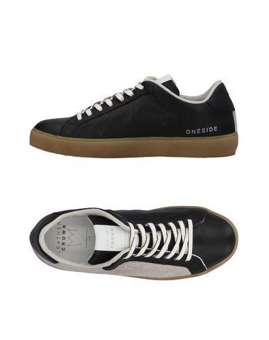 Zapatos con descuento Zapatillas Leather Crown Hombre - - Zapatillas Leather Crown - Hombre 11384815EM Negro c33754