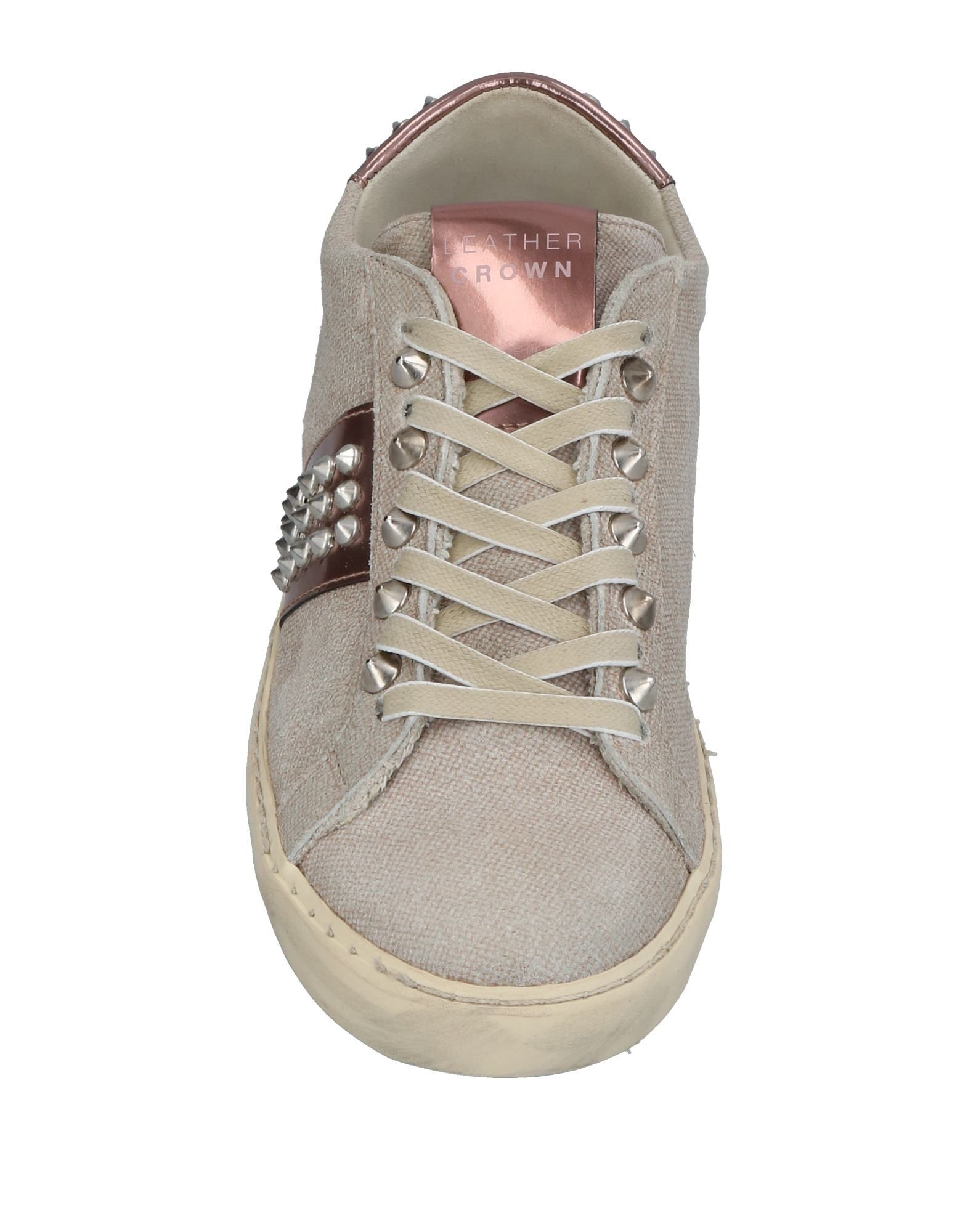 Stilvolle billige Schuhe Leather Crown Sneakers Damen Damen Damen  11384876IG 511645