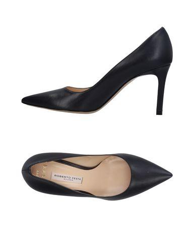 Los últimos zapatos de hombre y mujer Zapato De Salón Salvatore Ferragamo Mujer - Salones Salvatore Ferragamo- 11474006RG Azul oscuro