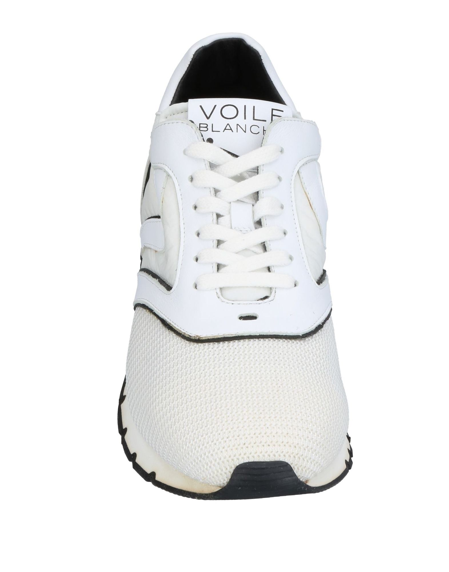 Sneakers Voile Blanche Homme - Sneakers Voile Blanche sur