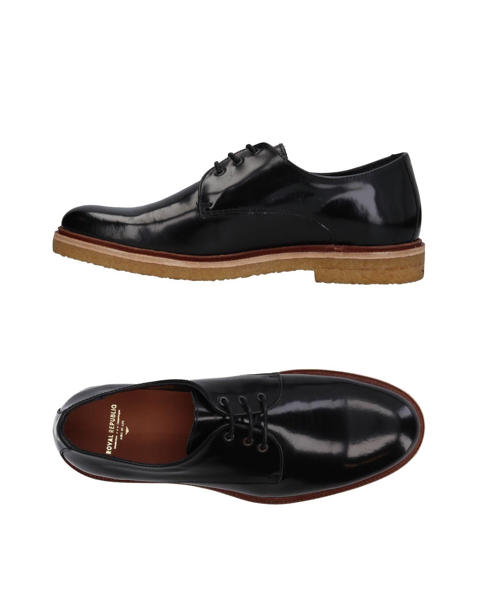 Royal Republiq Schnürschuhe Herren  11384998UU Neue Schuhe