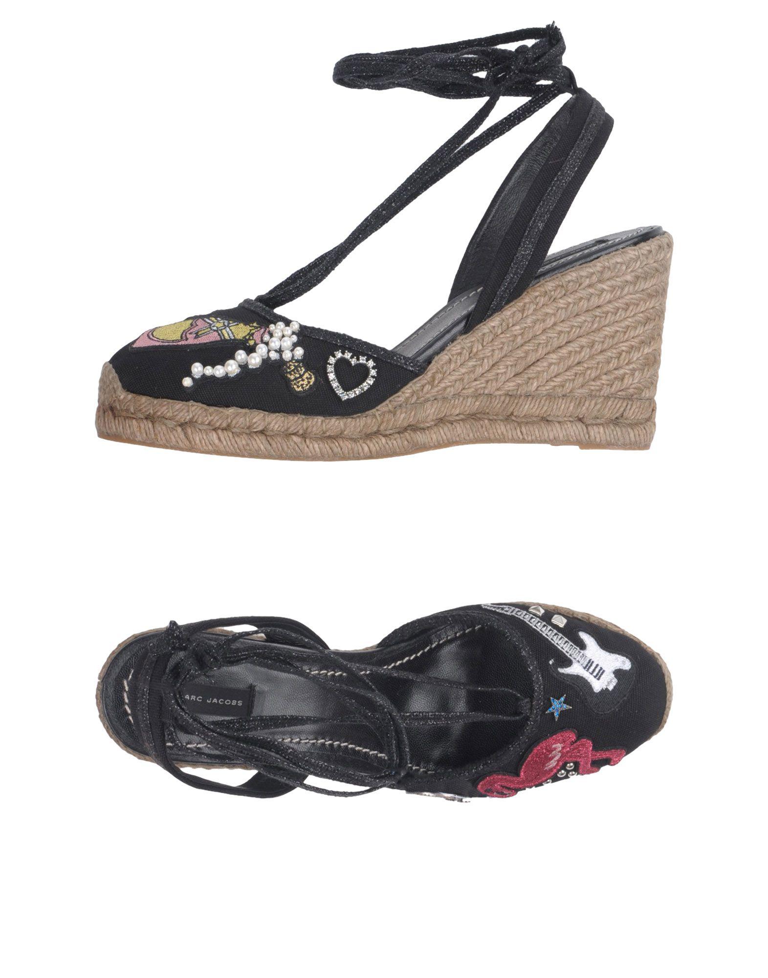 Marc Jacobs Espadrilles aussehende Damen 11385011TPGut aussehende Espadrilles strapazierfähige Schuhe c8b512