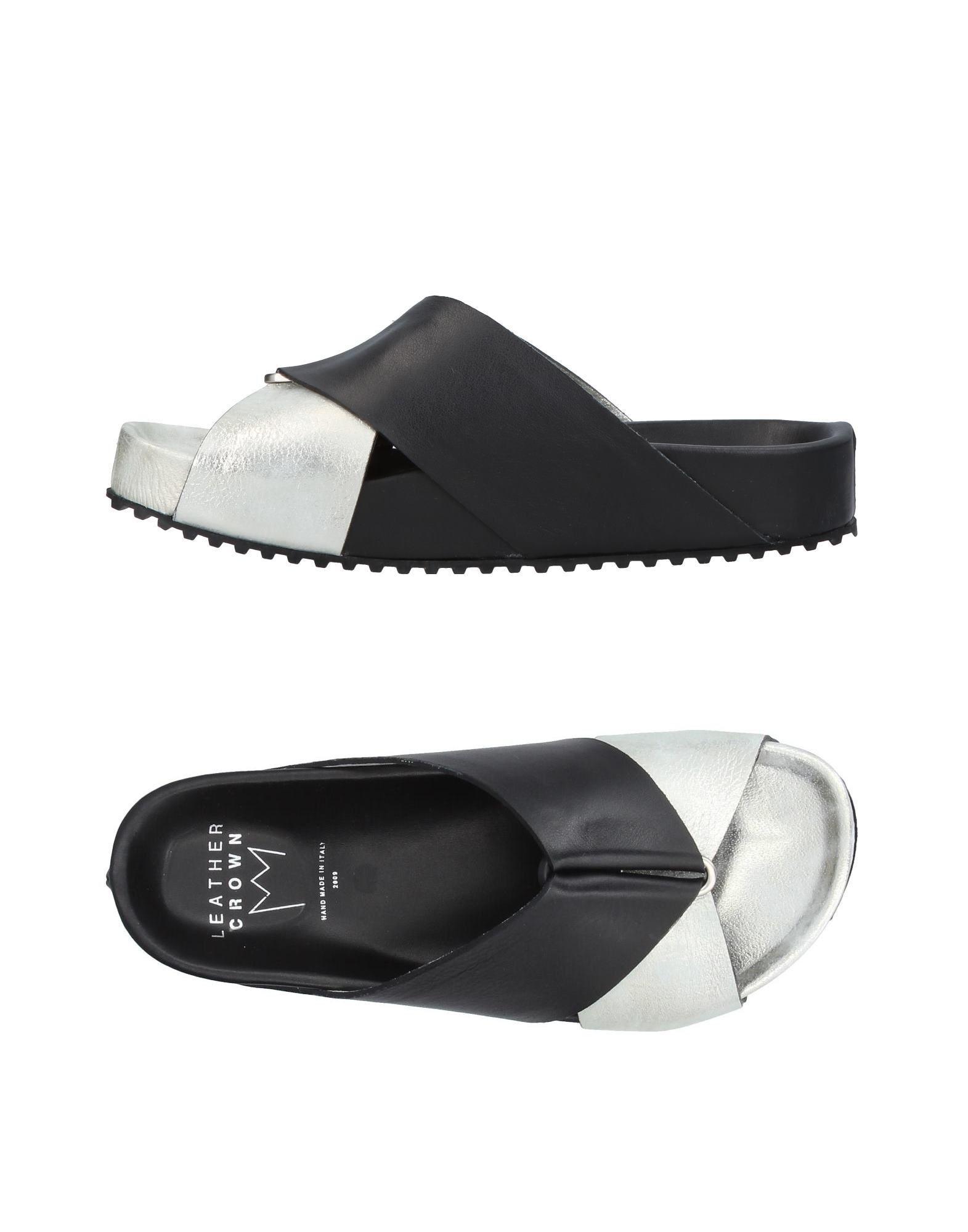 Sandali Leather Crown Donna - Acquista online su