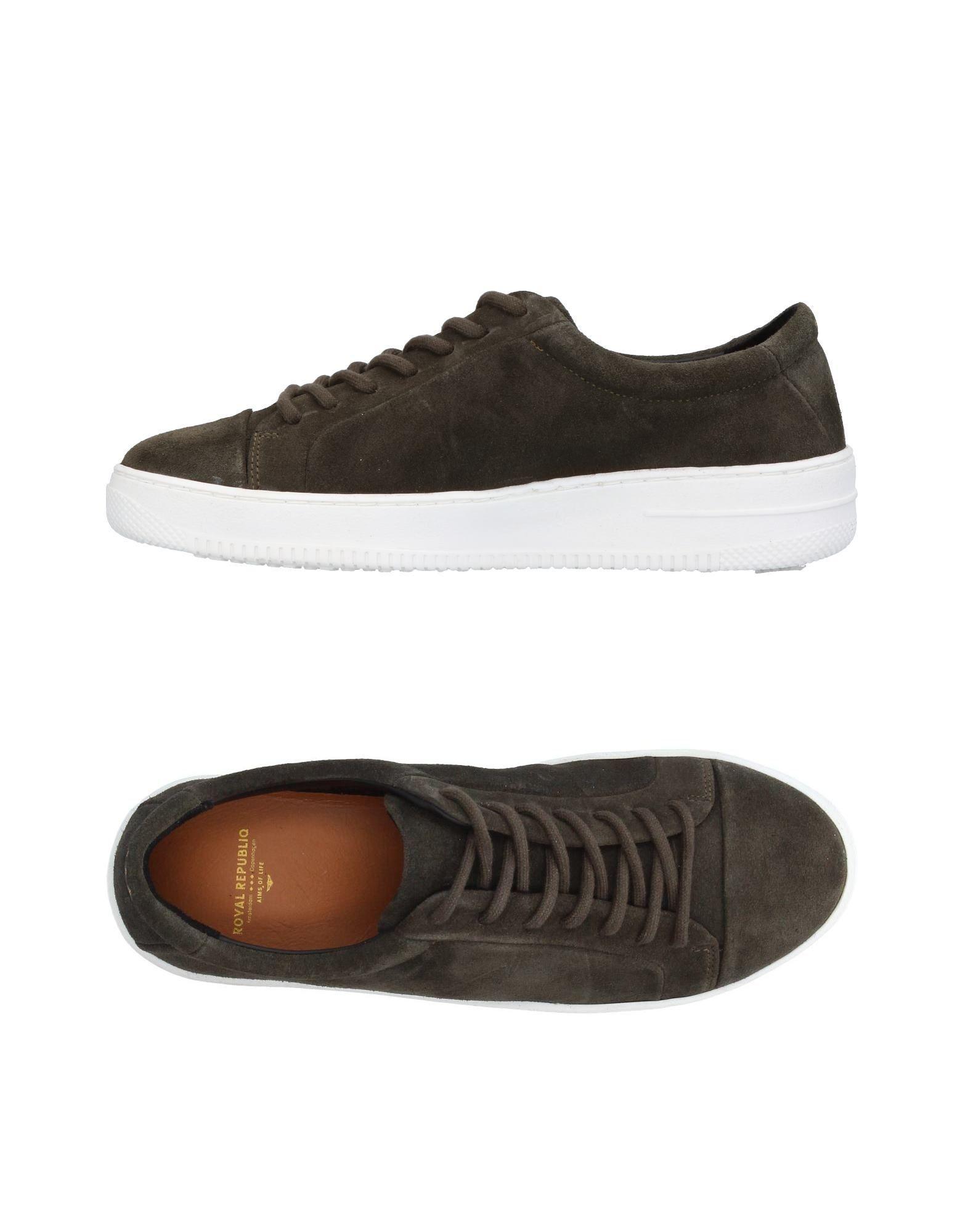 Rabatt echte Schuhe Royal Republiq Sneakers Herren  11385054AH