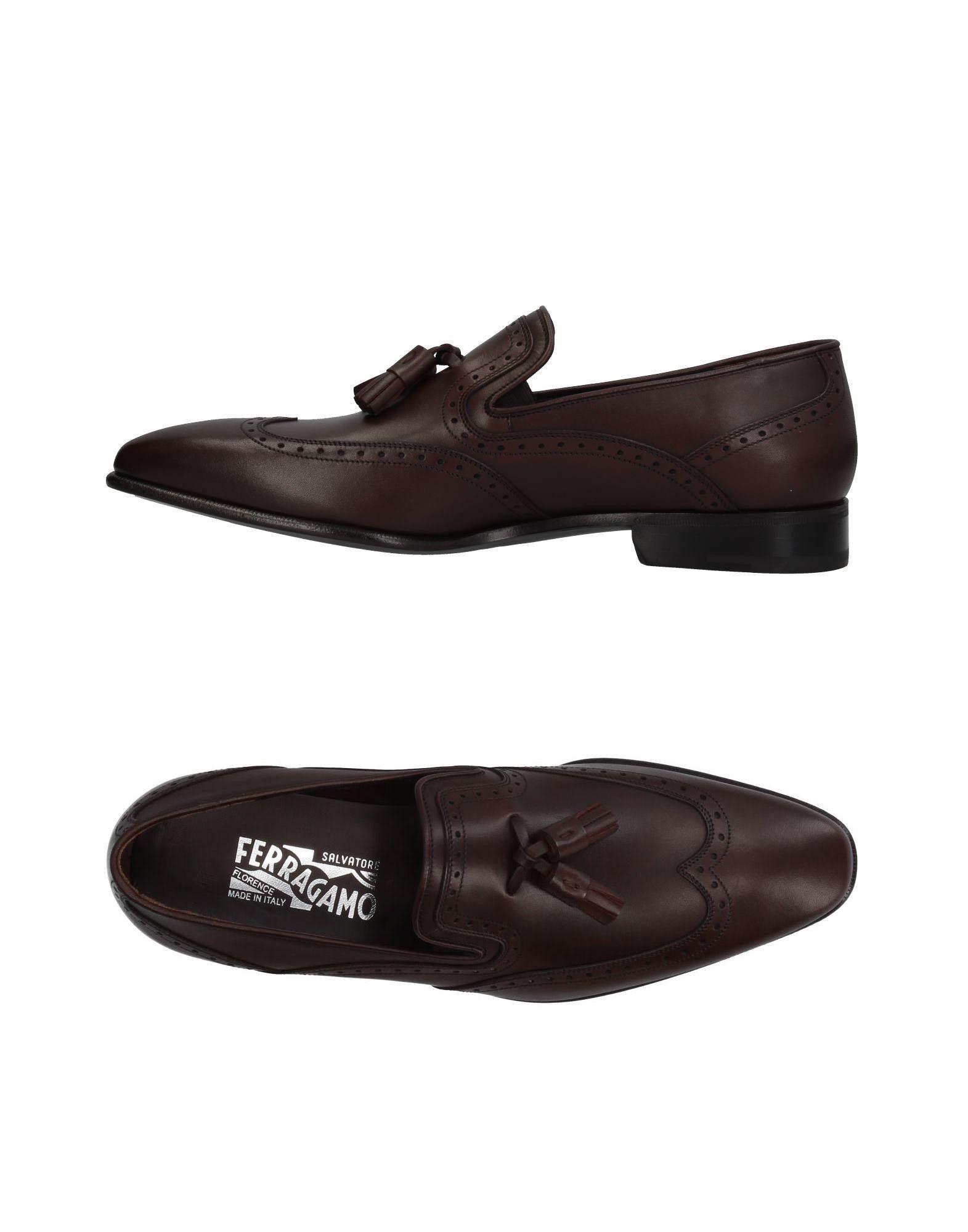 Salvatore Ferragamo Mokassins Herren  11385077NQ Gute Qualität beliebte Schuhe