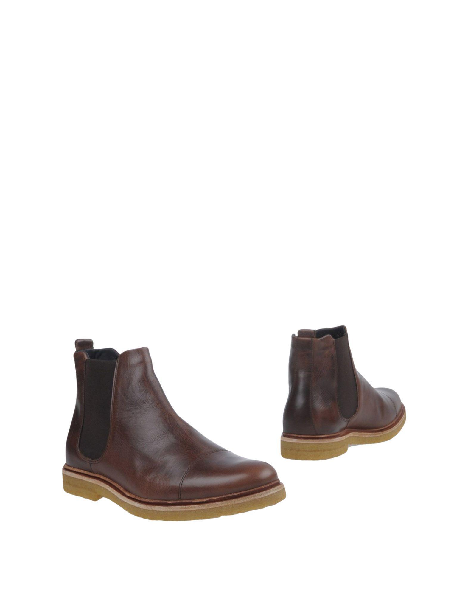 Rabatt echte Schuhe Royal Republiq Stiefelette Herren  11385134RB