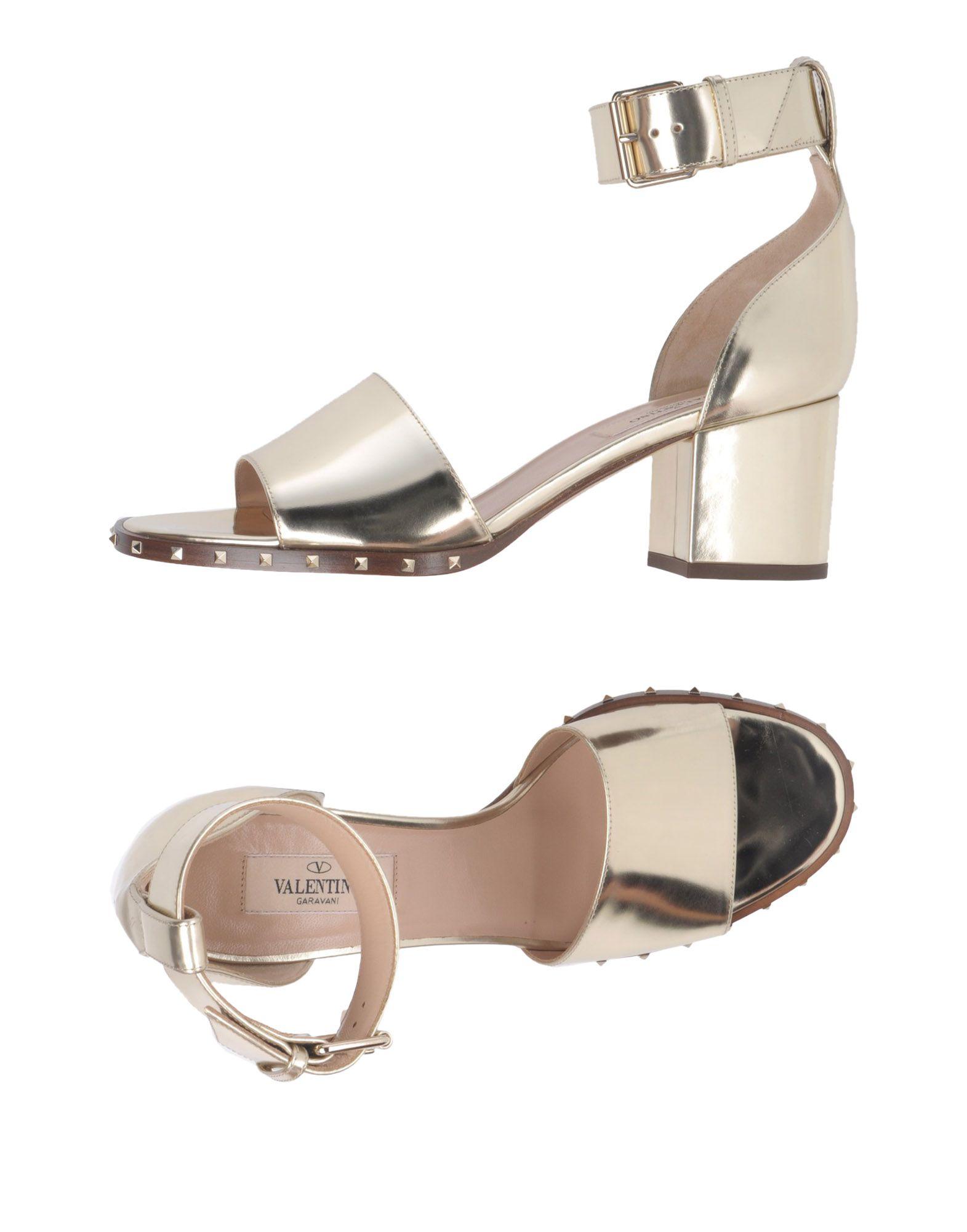 Valentino Garavani Sandalen Damen  11385158MNGünstige gut aussehende Schuhe