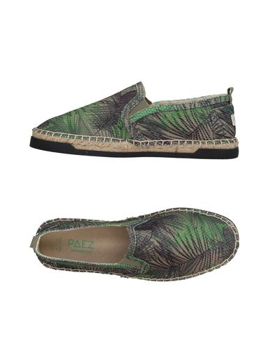 Zapatos con descuento Espadrilla Paez Hombre - Espadrillas Paez - 11385197PT Verde