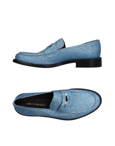 Zapatos con descuento Mocasín Bruno Magli Hombre - Mocasines Bruno Magli - 11385259UM Azul celeste