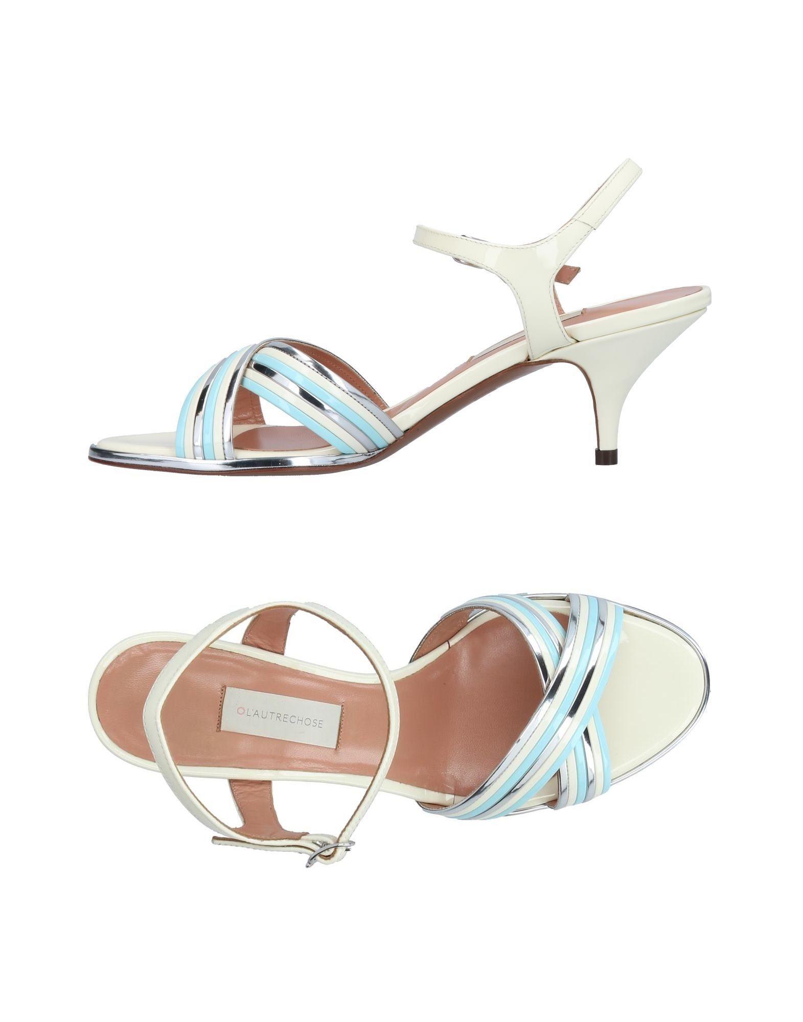 Gut um billige Schuhe zu tragenL' Autre Chose Sandalen Damen  11385323QX