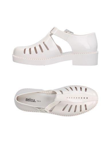 Sandales Blanc Blanc Melissa Sandales Melissa F1xPHYq