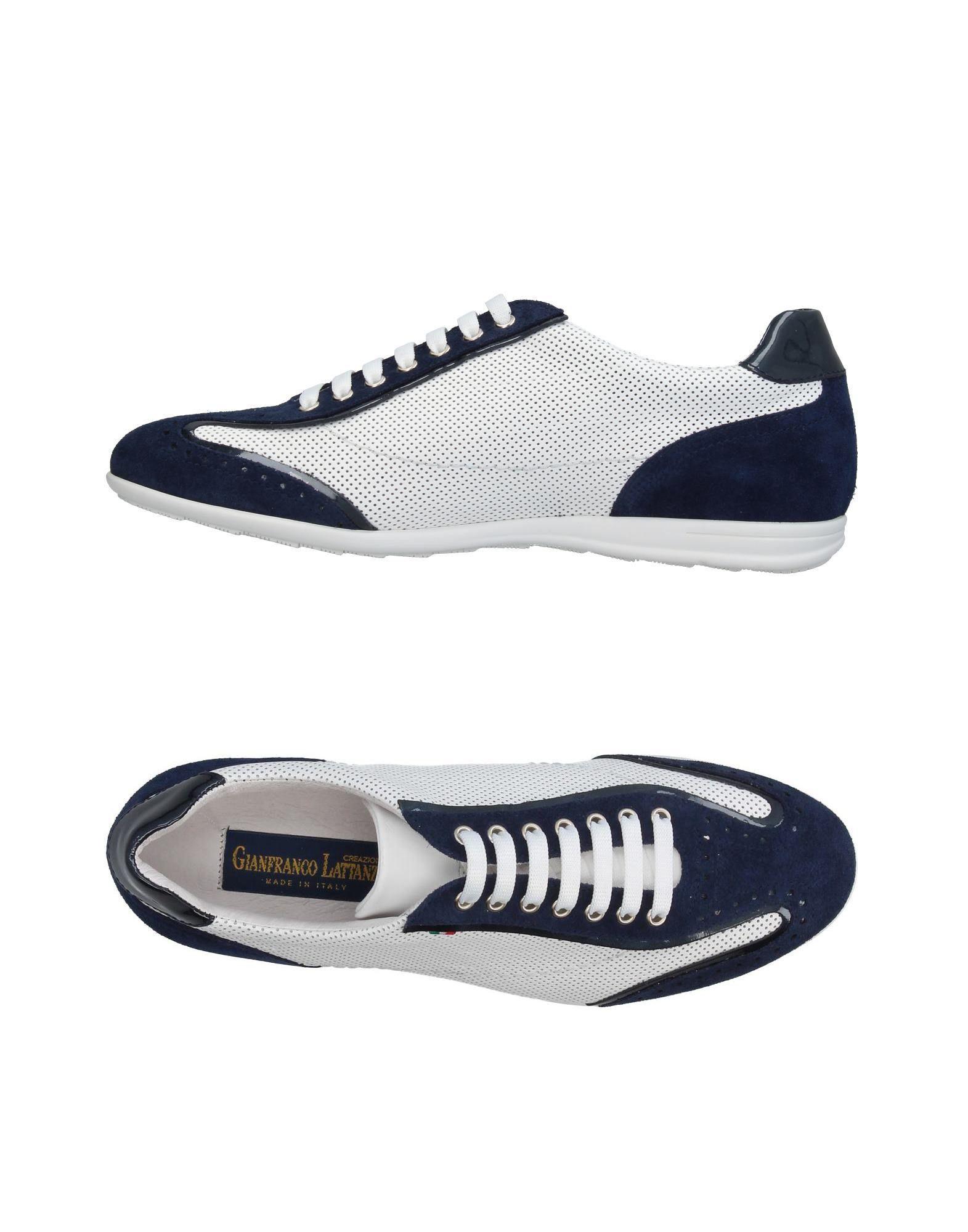 Sneakers Gianfranco Lattanzi Homme - Sneakers Gianfranco Lattanzi  Blanc Nouvelles chaussures pour hommes et femmes, remise limitée dans le temps