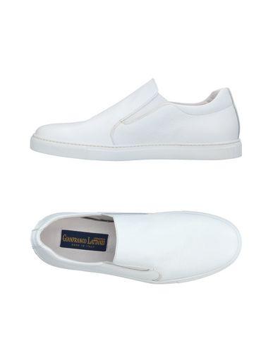 Zapatos con Hombre descuento Zapatillas Gianfranco Lattanzi Hombre con - Zapatillas Gianfranco Lattanzi - 11385367OH Blanco 30e5b9