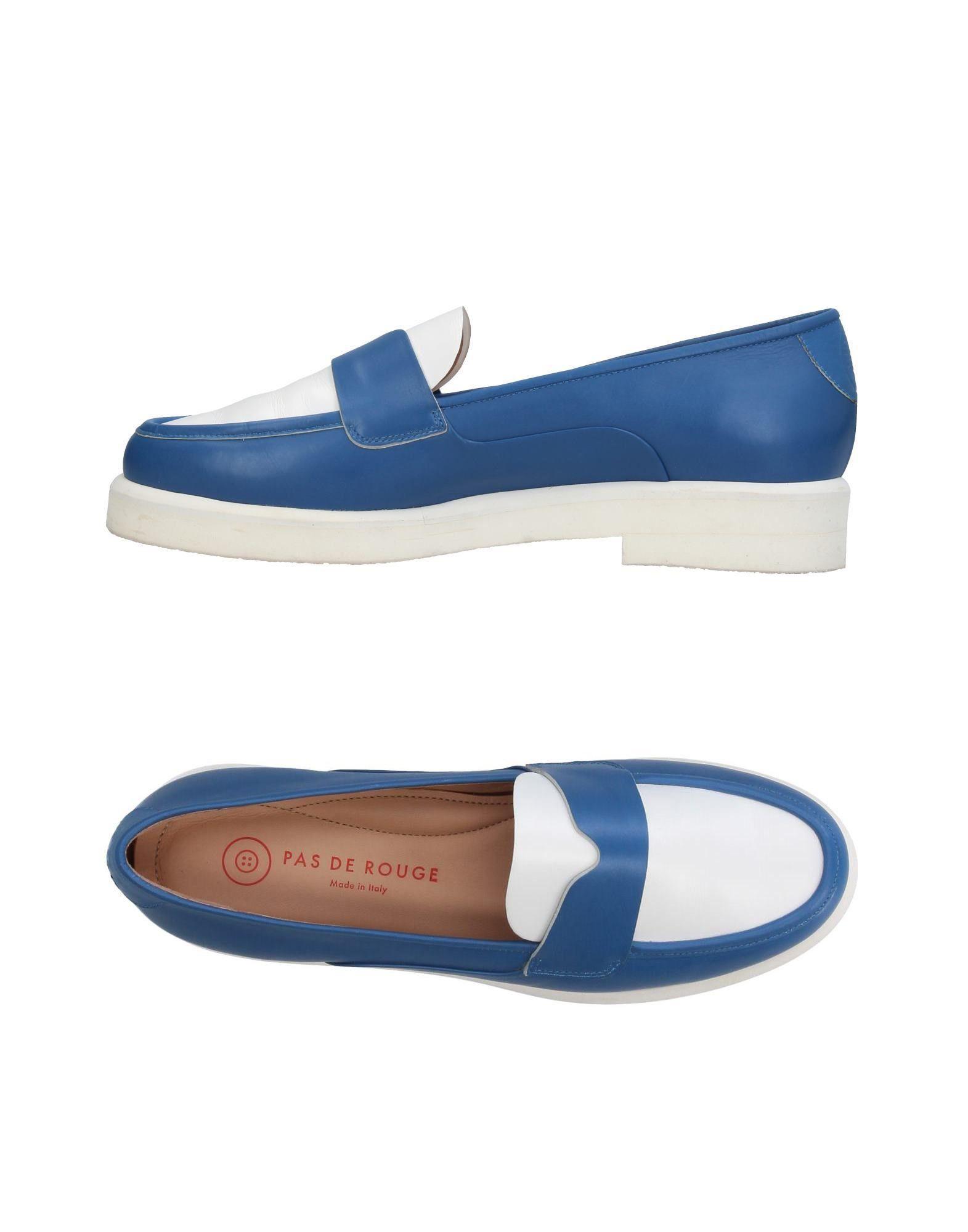 Pas De Rouge Mokassins Damen  11385410ON Gute Qualität beliebte Schuhe