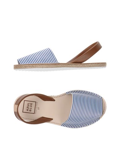 AZUL BLUE Sandalia