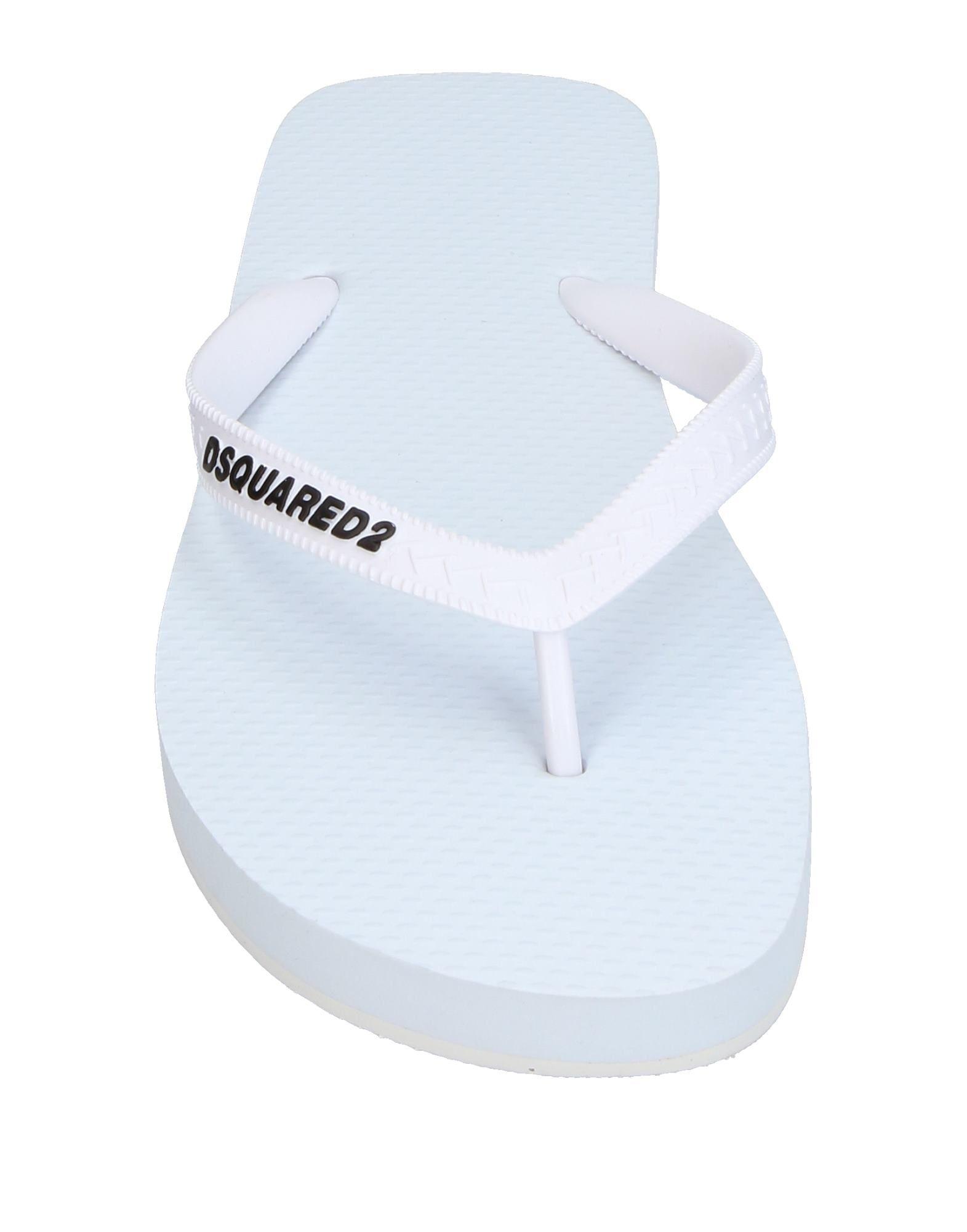 Rabatt Herren echte Schuhe Dsquared2 Dianetten Herren Rabatt  11385482RD 49b038