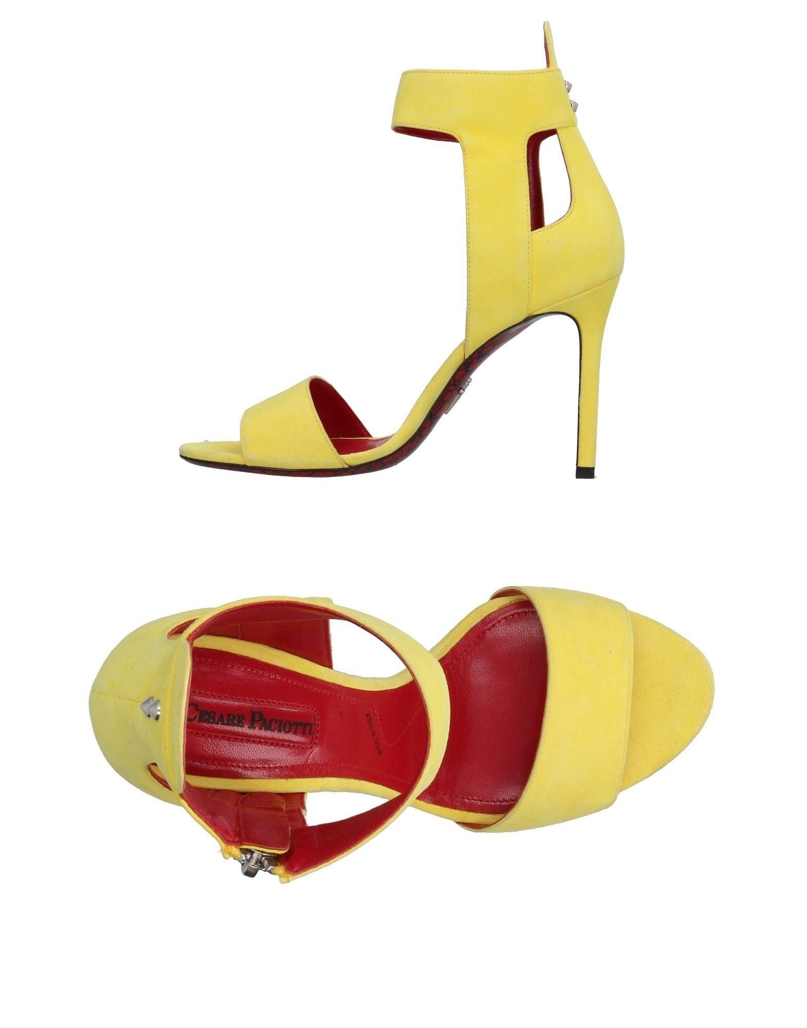 Cesare  Paciotti Sandalen Damen  Cesare 11385486IMGut aussehende strapazierfähige Schuhe c851ed