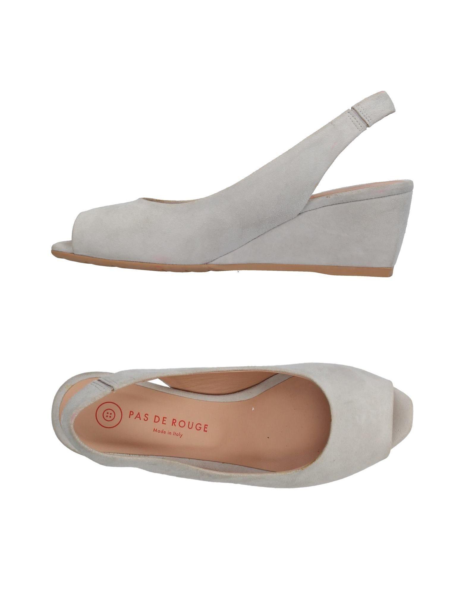 Pas De Rouge Sandalen Damen  11385505JP Gute Qualität beliebte Schuhe