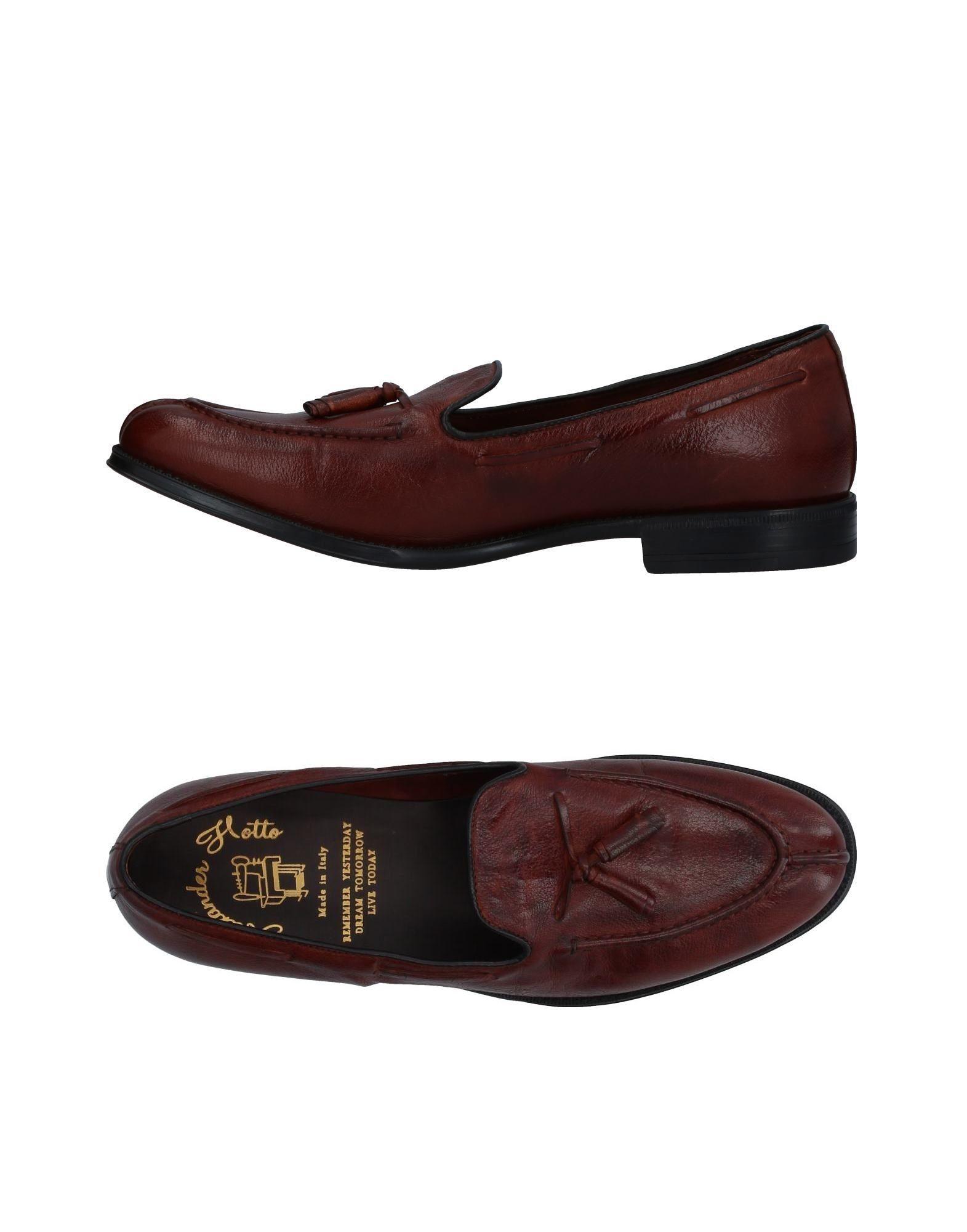 Rabatt echte Schuhe Alexander Hotto Mokassins Herren  11385509OG