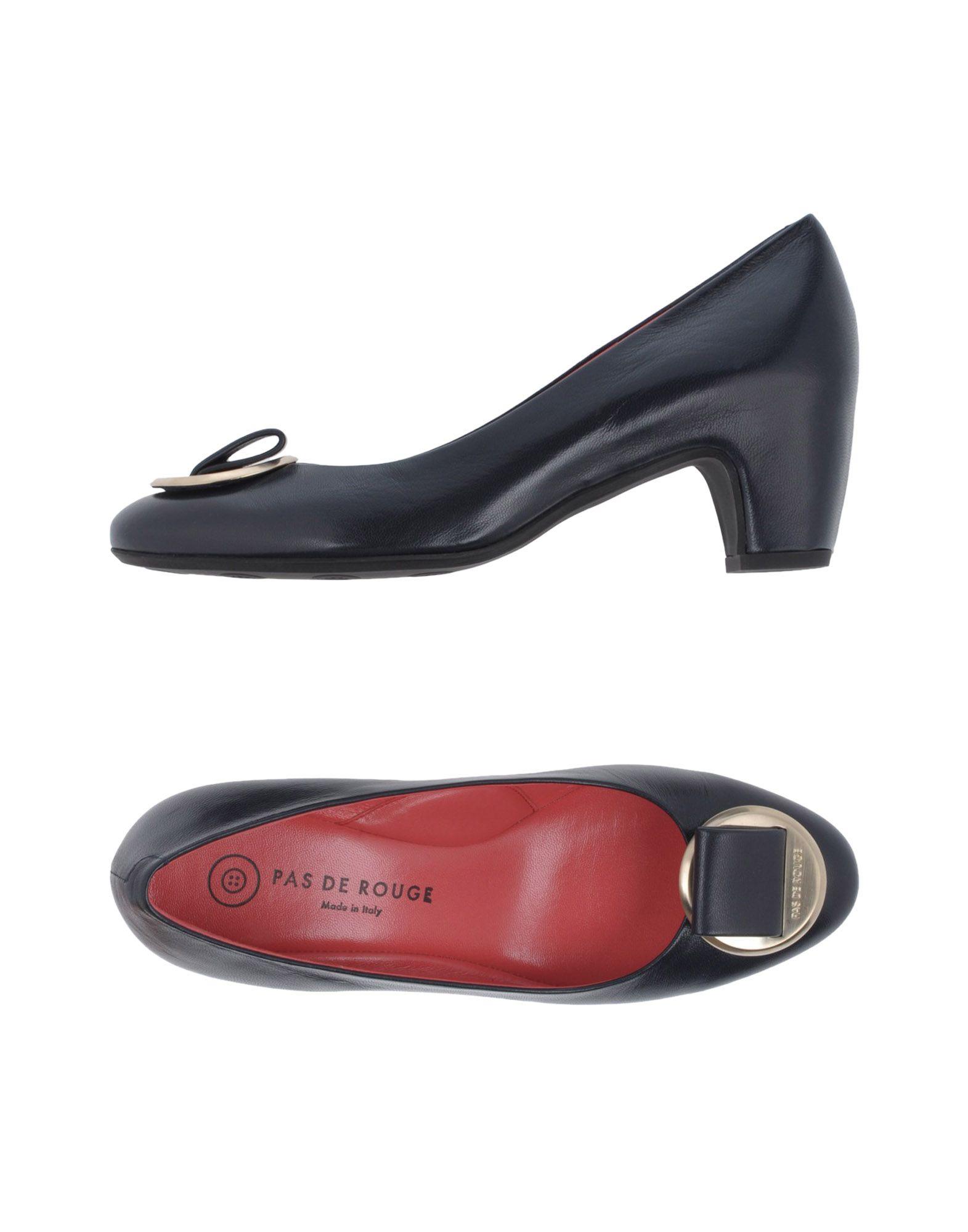 Pas De Rouge Pumps Damen  11385531CP Gute Qualität Qualität Qualität beliebte Schuhe 9e2496