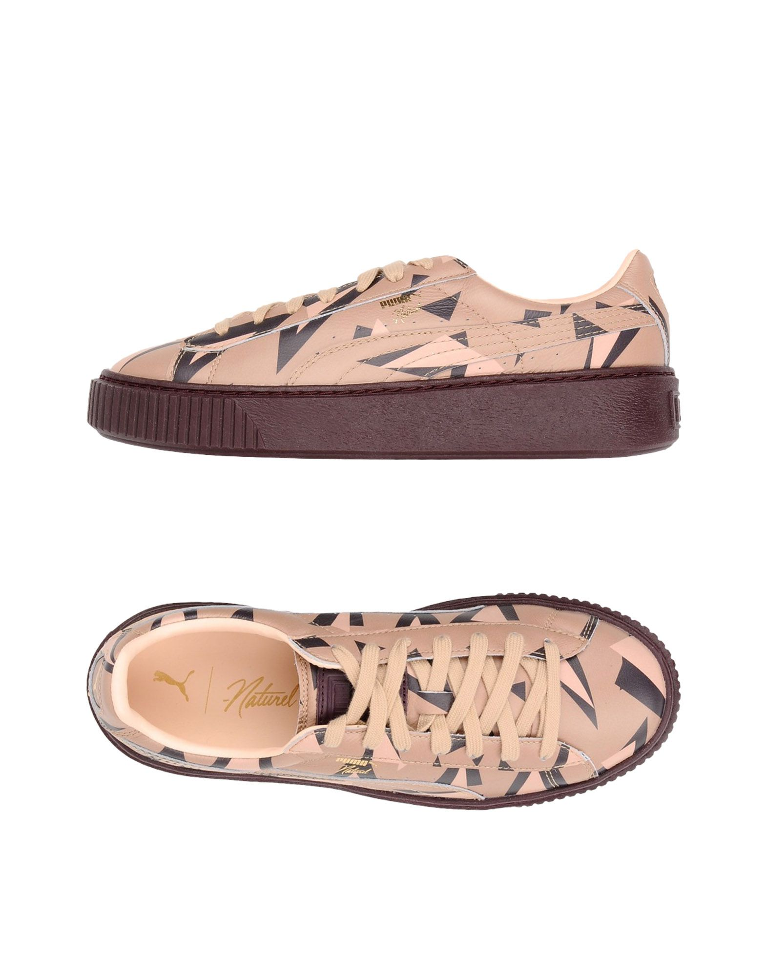 Puma X Naturel   Platformgraph  Naturel 11385586PG  b67611