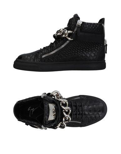 Zanotti Zanotti Zanotti Noir Giuseppe Sneakers Sneakers Giuseppe Noir Giuseppe qRFwzpY