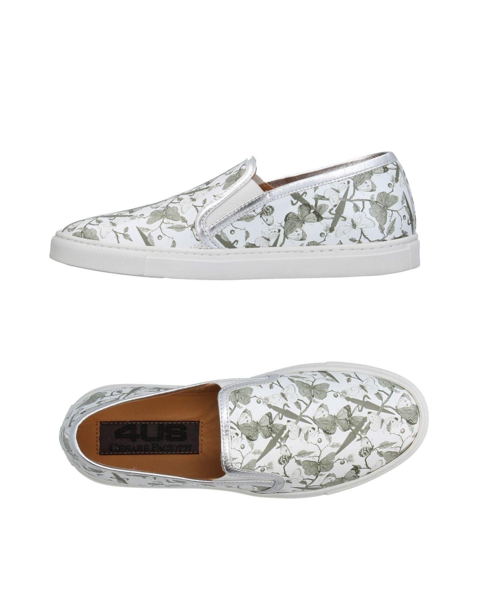 Cesare Damen Paciotti 4Us Sneakers Damen Cesare  11385638OR Neue Schuhe 25015f