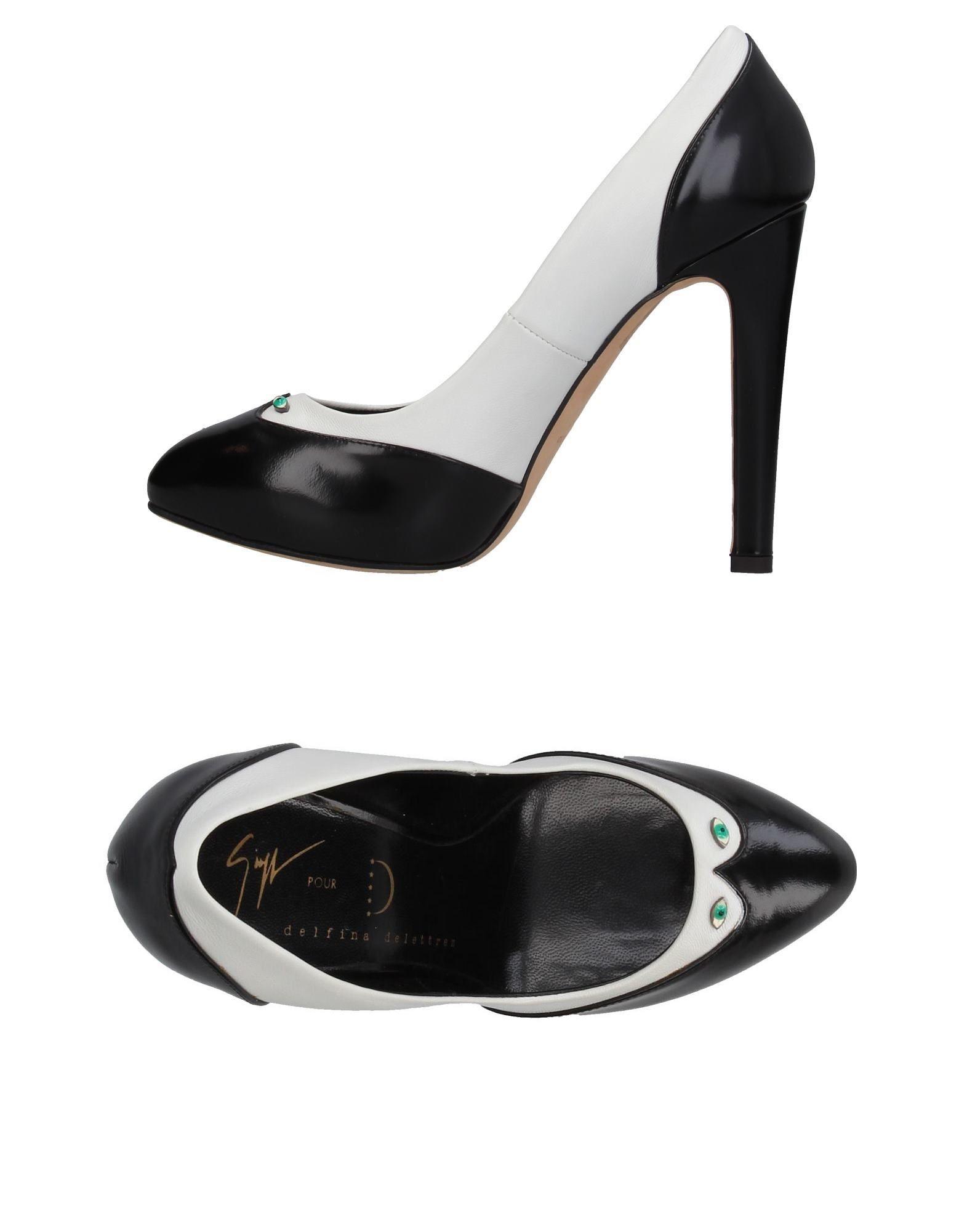 Giuseppe Zanotti X Delfina Delettrez Delettrez Delettrez Pumps Damen  11385675DO Heiße Schuhe 6744e7