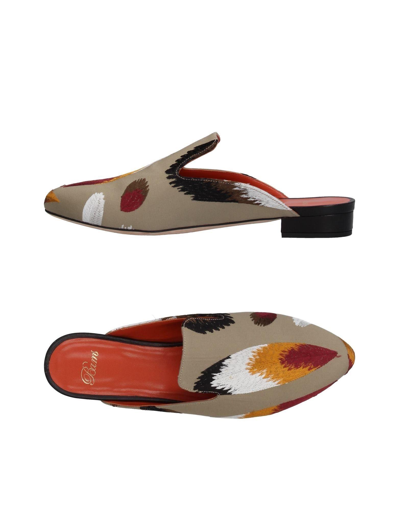 Gut um billige Schuhe zu tragenBams Pantoletten Damen  11385751MQ