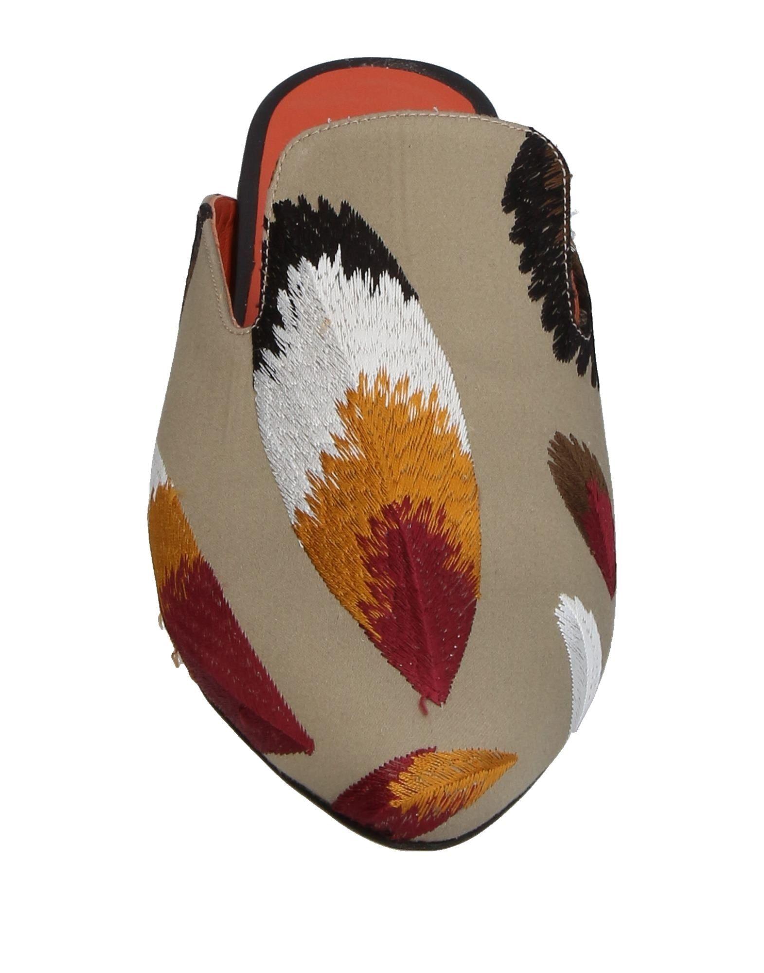 Gut um billige Schuhe zu zu zu tragenBams Pantoletten Damen  11385751MQ df1e8a