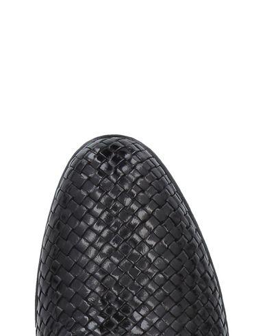 À Fasciani Noir Alberto Chaussures Lacets wfH1qaXWa