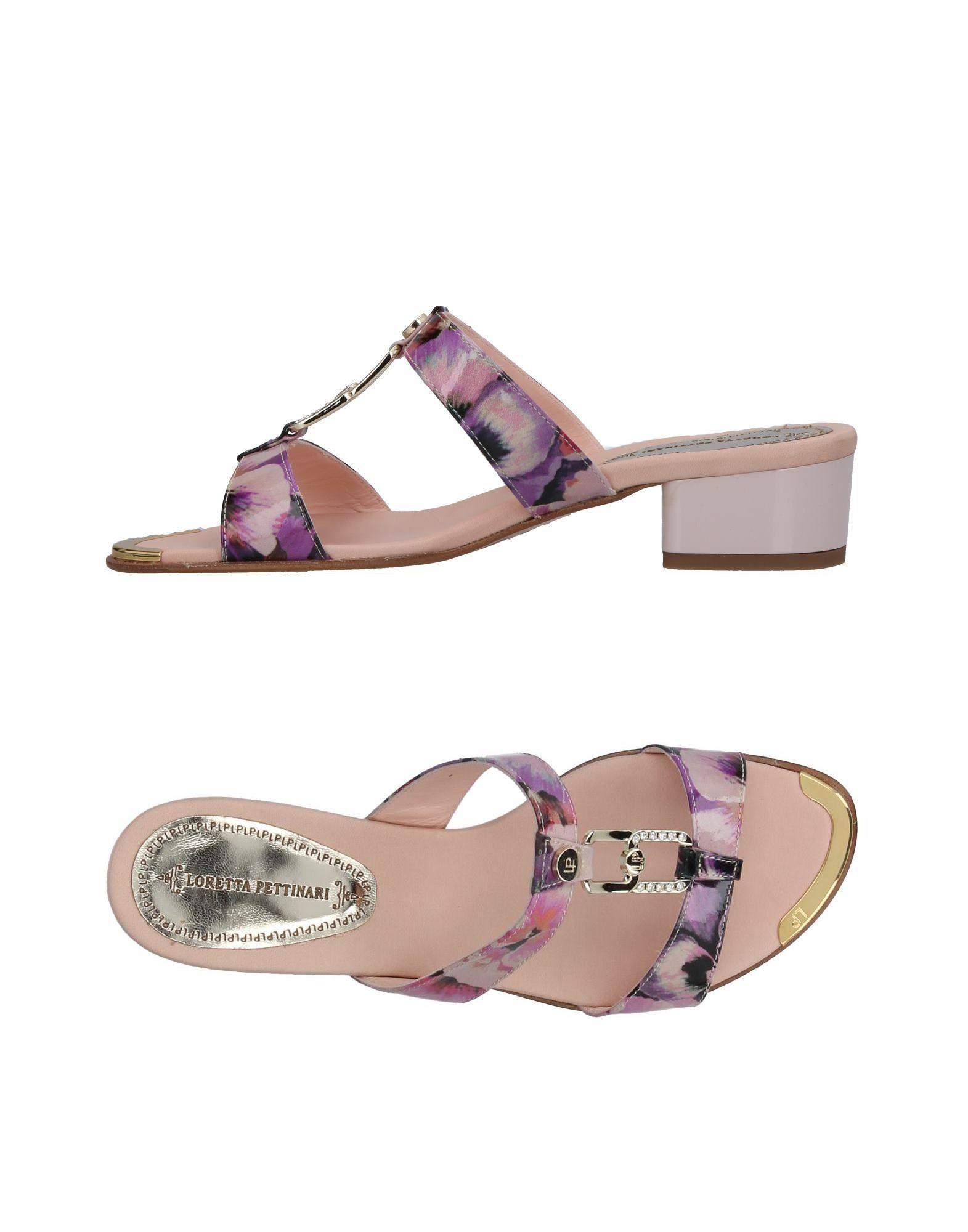 Gut um billige Schuhe zu tragenLoretta Pettinari Sandalen Damen  11385819TF