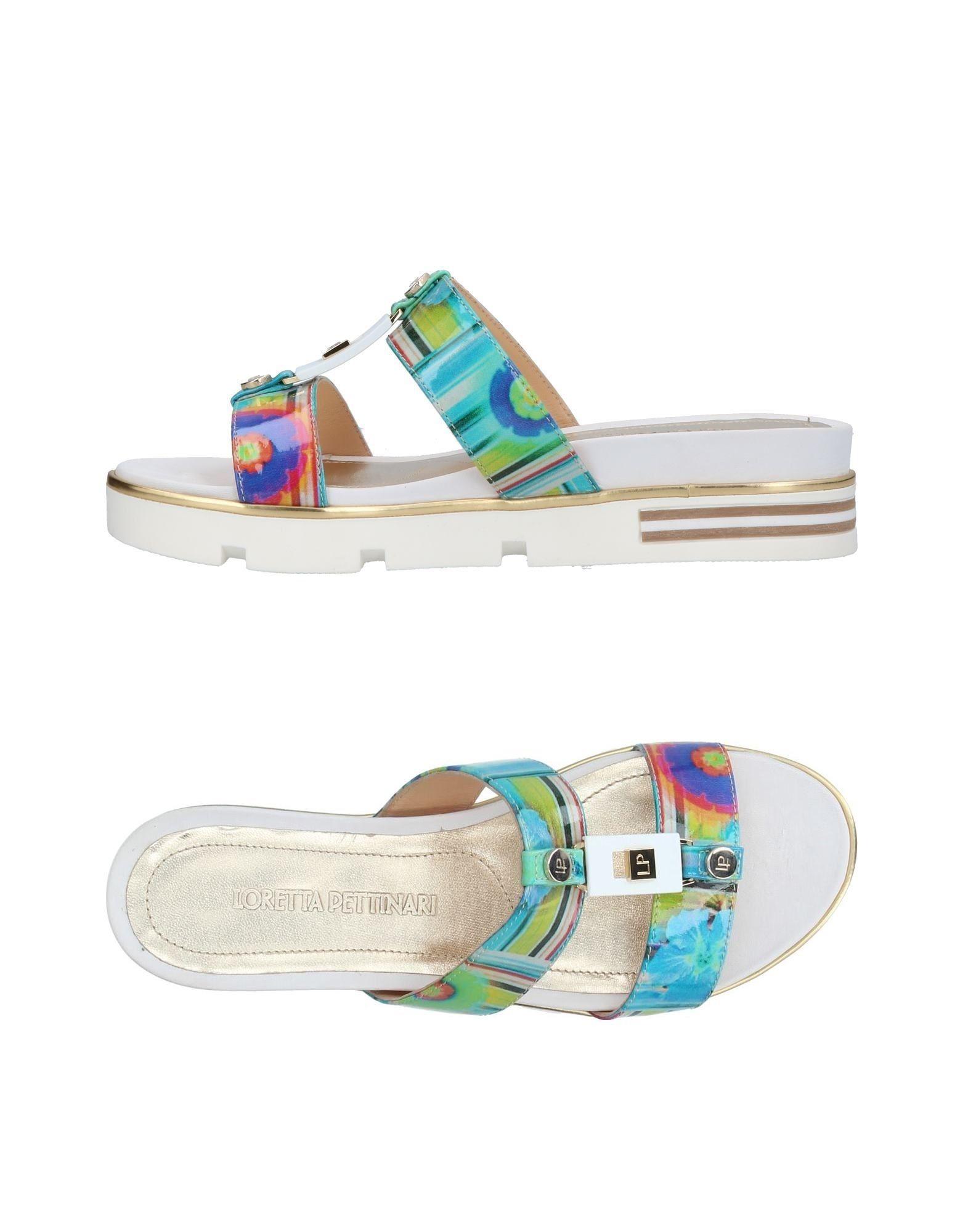 Loretta Pettinari Sandalen Damen  11385855LK Gute Qualität beliebte Schuhe
