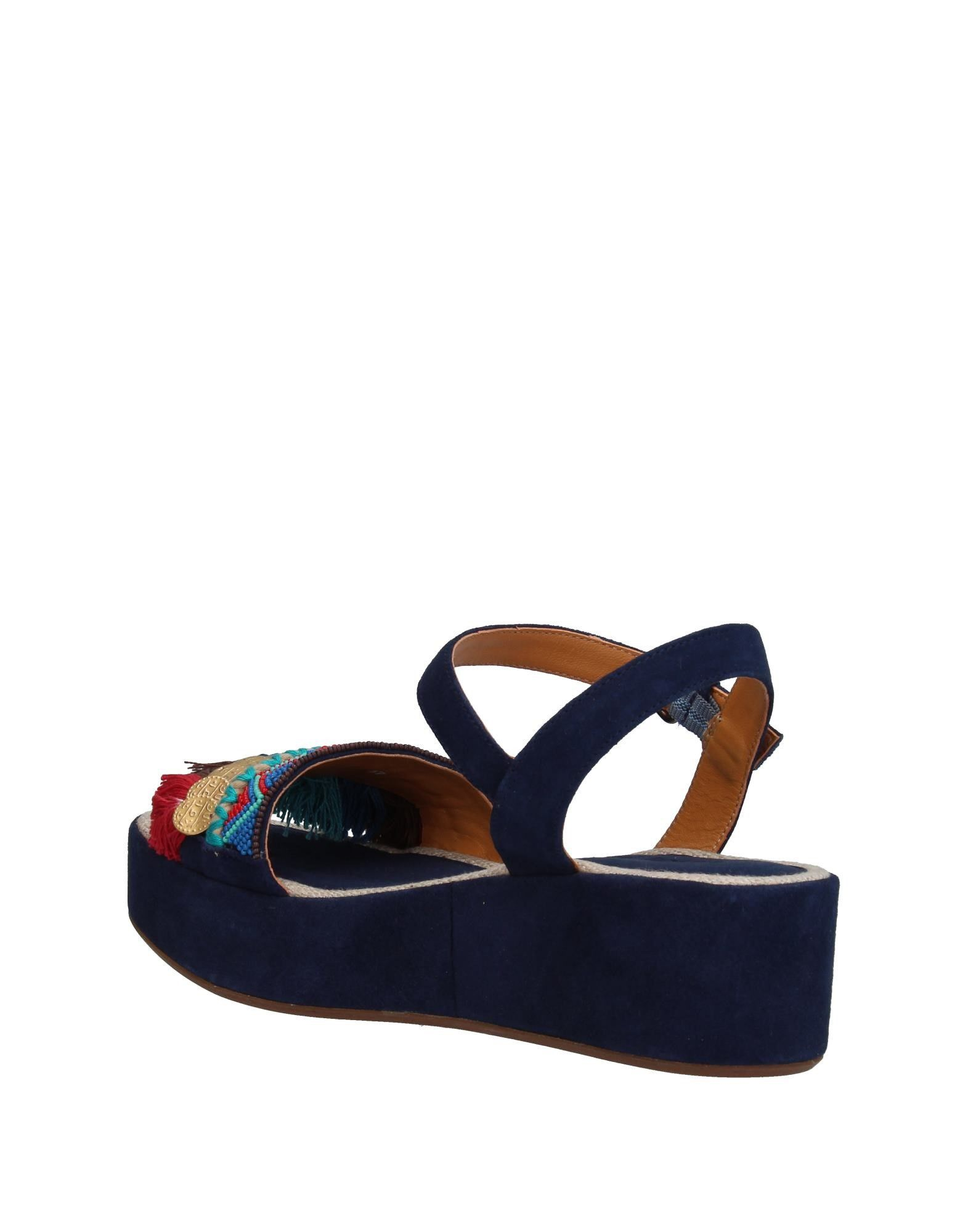 CORAL BLUE Sandales femme. sWsub