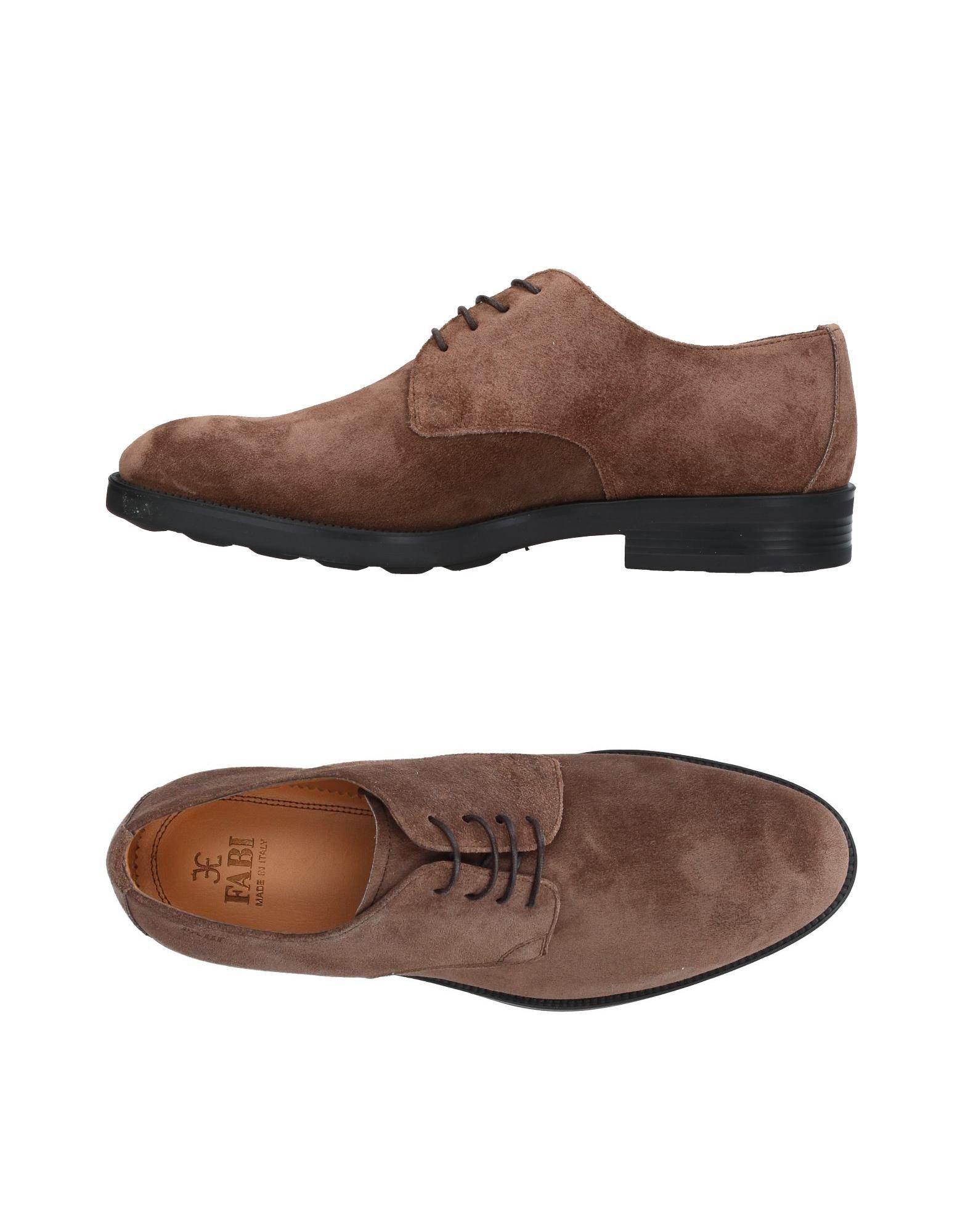 Chaussures À Lacets Fabi Homme - Chaussures À Lacets Fabi sur