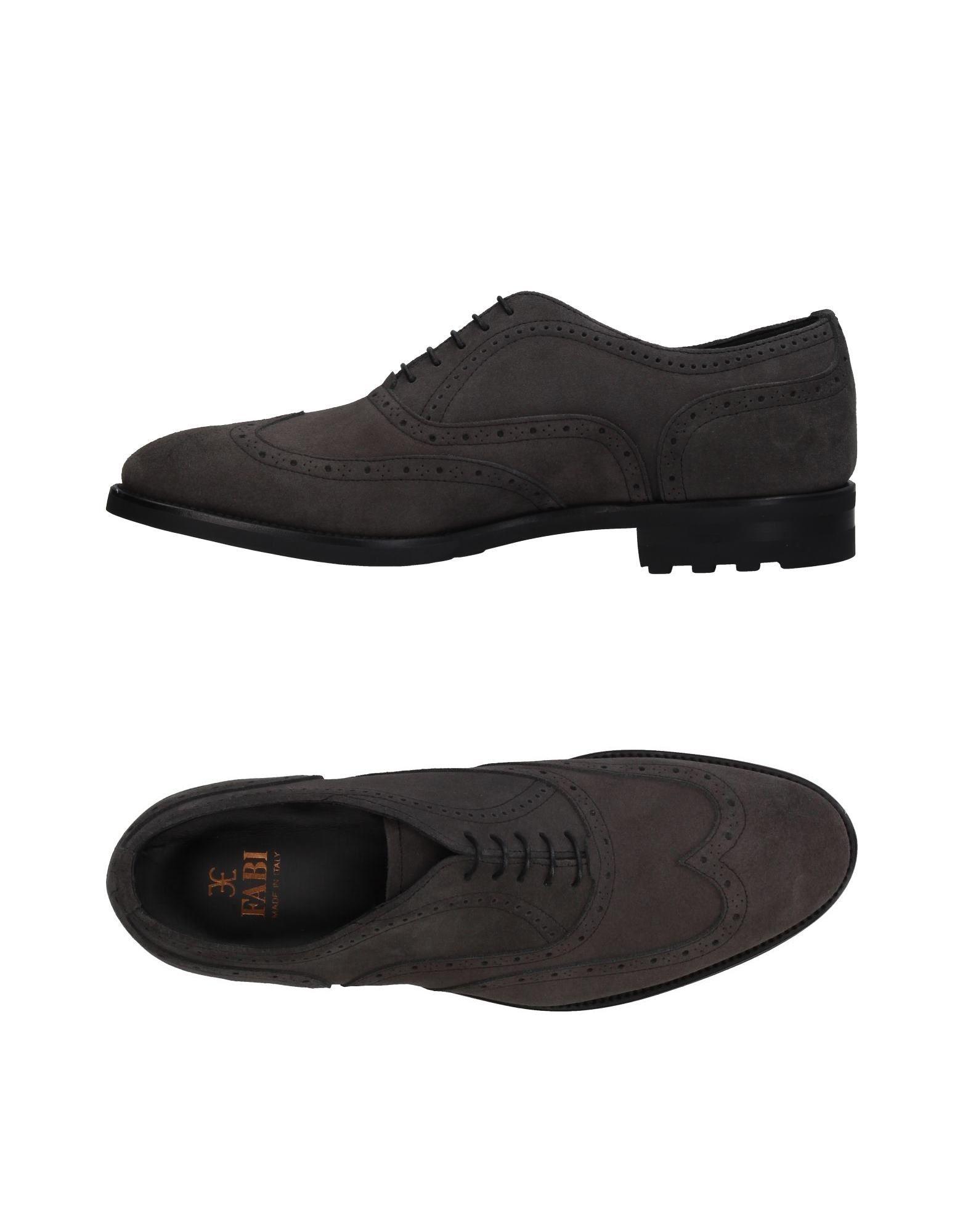 Fabi Schnürschuhe Herren  11385900GW Gute Qualität beliebte Schuhe