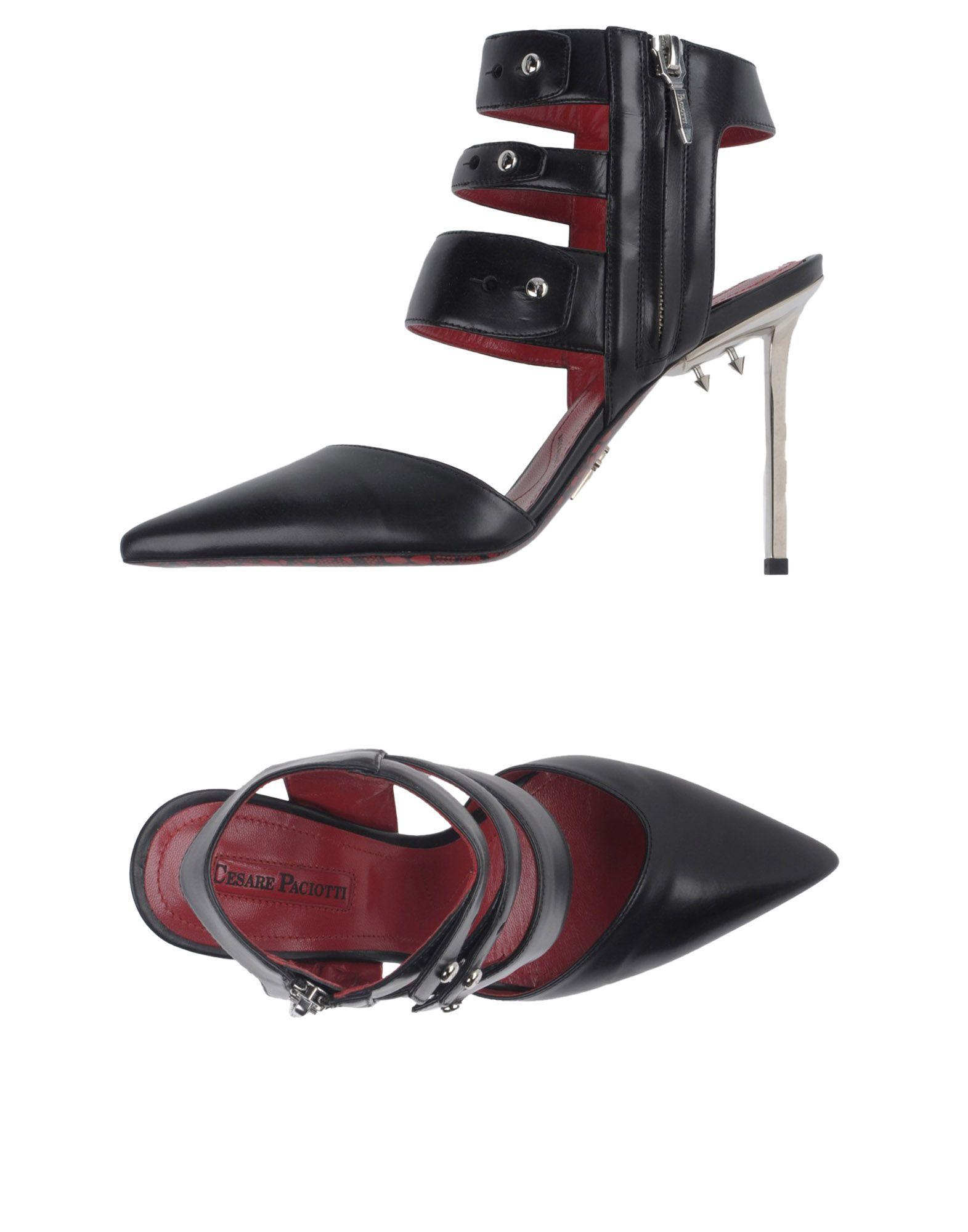 Stilvolle billige Schuhe Cesare Paciotti Pumps Damen  11385913UR