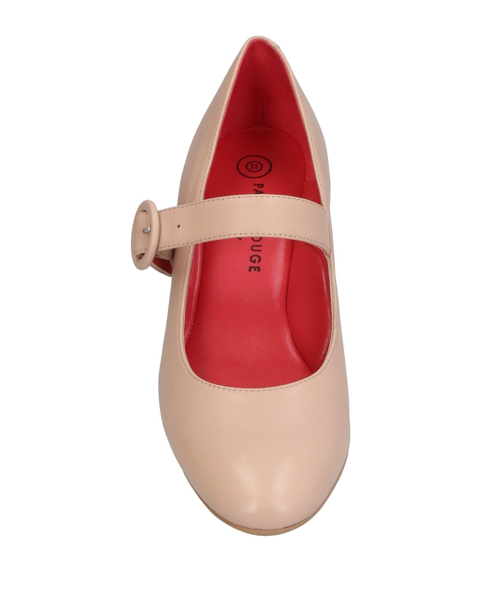 Pas De Rouge Pumps Qualität Damen  11385957XM Gute Qualität Pumps beliebte Schuhe ec5f8e