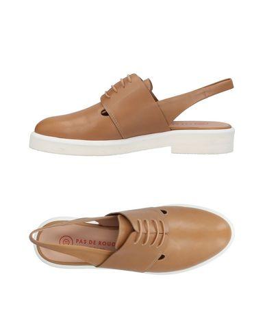 PAS DE ROUGE Zapato de cordones